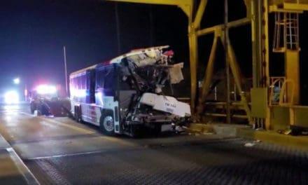 Rio Hondo Bridge Re-Opens After Bus Accident