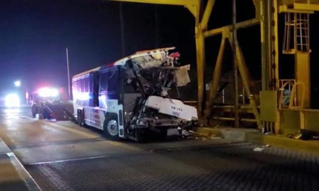 Rio Hondo Bridge Re-Opens After Bus Accident