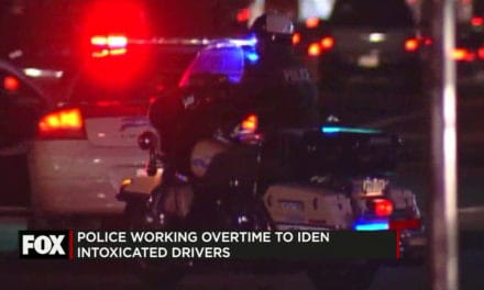 Police working overtime to identify intoxicated drivers