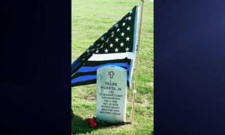 Community Organized Vigil in Honor of Fallen Paramedic