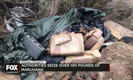 More than a hundred pounds of marijuana seized in Starr county