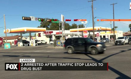 2 Arrests after Traffic Stop Leads to Drug Bust