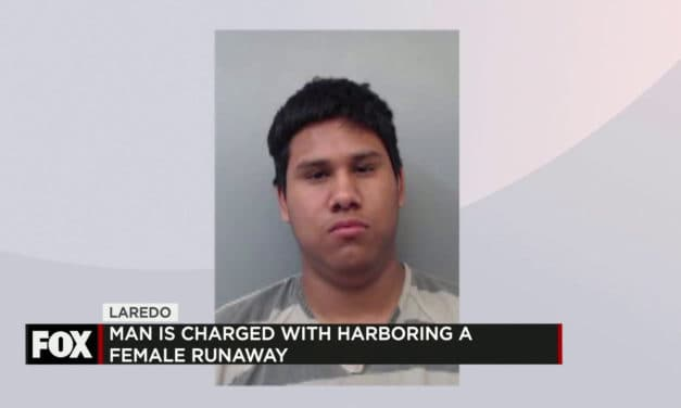 Man Charged with Harboring a Runaway