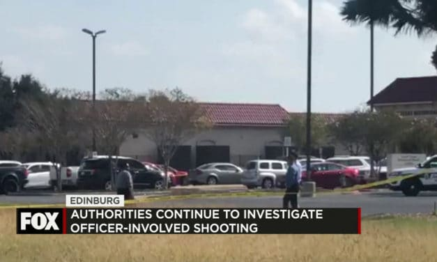 Officer-Involved Shooting at South Texas Behavioral Center