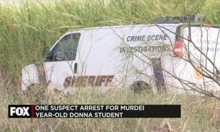 Arrest in Murder of 18-Year-Old Donna Student