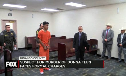 Donna Teen Murder Suspect Faces Formal Charges