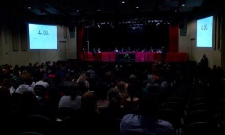 School Board Meeting Held to Address Hazing Incident