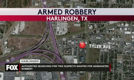 Armed Robbery in Harlingen Pawn Shop