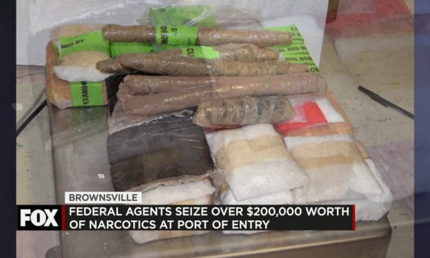 CBP Seize Over $200K in Narcotics in a Single Bust