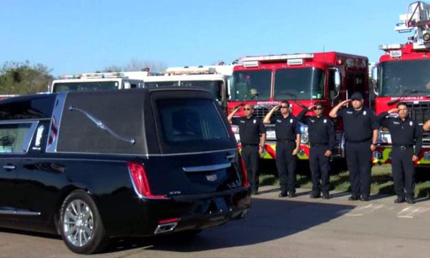 Body of Miguel Angel Villalon Arrives to be Laid to Rest