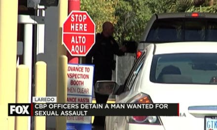 CBP Detains a MAn Wanted for Sexual Assault