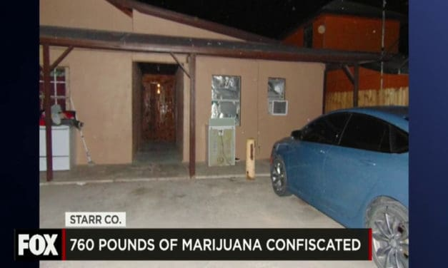 HIDTA Agents Discover Over 760lbs of Marijuana