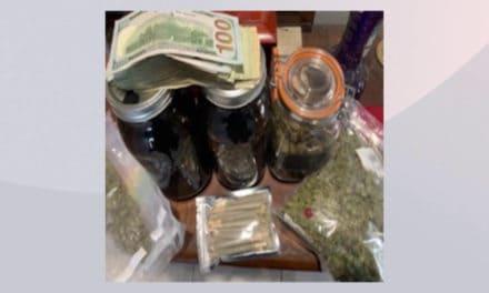 Police Arrest 2 For Marijuana Possession