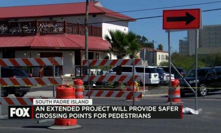 SPI Sidewalks Project will Provide Safer Crossing Points for Visitors