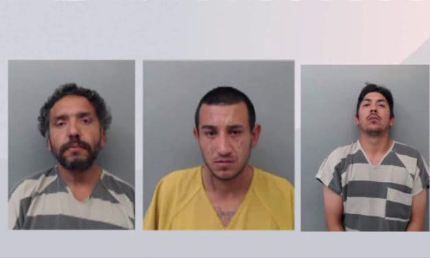 Three Men Arrested and Face Vehicle Burglary Charges