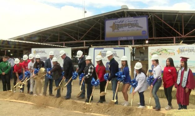 LIFEDOWNS PROJECT Ground Breaking to Benefit Webb County Residents