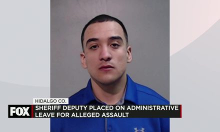 Sheriff Deputy Placed On Administrative Leave After Alleged Assault