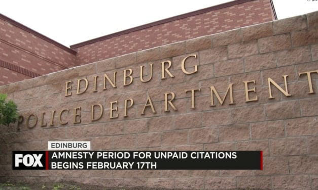 Amnesty Period for Unpaid Citations Begins February 17th
