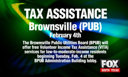 BPUB to Offer Free Tax Assistance to Residents
