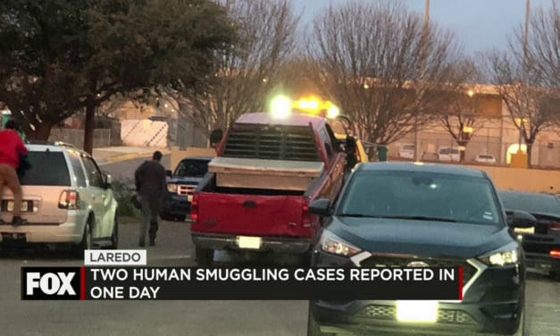 Two Human Smuggling Cases Reported
