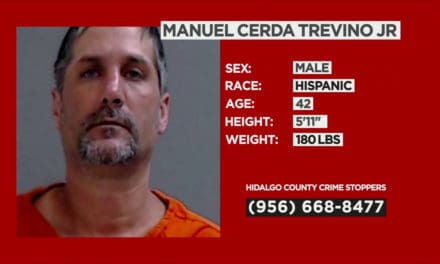 Hidalgo Sheriff's Office Needs Your Help to Locate a Suspect