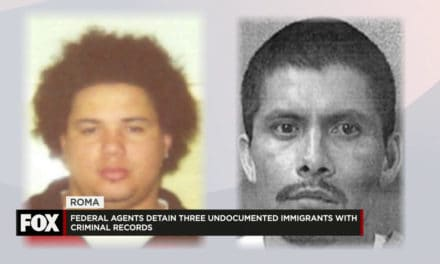 Federal Agents continue to detain undocumented immigrants with criminal pasts