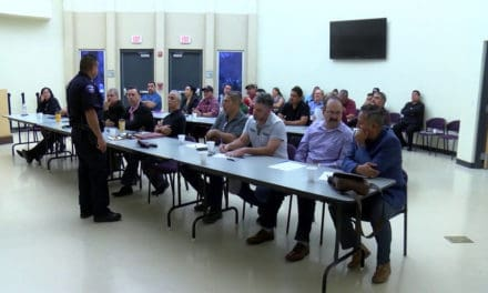 Local Clergy Train to Handle Active Shooter Situations