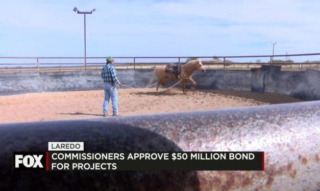 Commissioners Approve $50 Million Bond for Projects