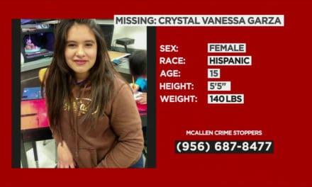 Missing Teen in McAllen