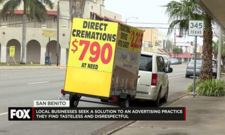Local Businesses Seek Relief from Tasteless and Disrespectful Advertising Practices