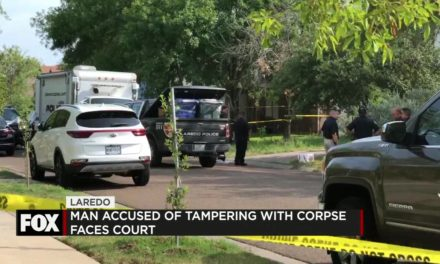 Man Accused of Tampering with a Corpse Faces Court