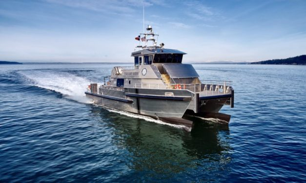 Texas Game Warden Previews Bold New Patrol Vessel