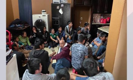 Laredo border patrol and police rescue 37 Undocumented Immigrants from Secret stash house