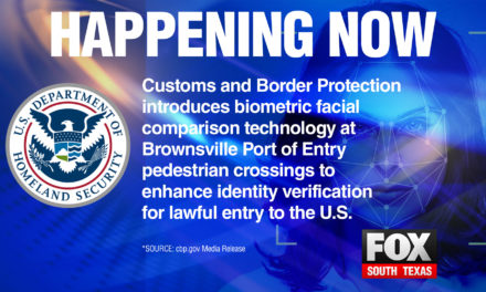 CBP to Introduce Detailed Biometric Facial Comparison at Brownsville Port of Entry to Secure Border Crossings