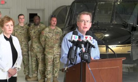 Acting Secretary of Defense David Norquist Visits Border