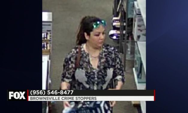 Help Brownsville Police Locate These Theft Suspects