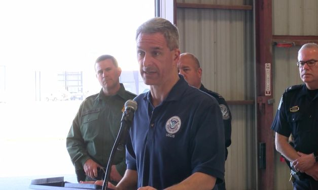 Acting Deputy Secretary Cuccinelli Comments On The Importance Of Securing The RGV