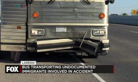 Bus Transporting Undocumented Immigrants Involved in Accident