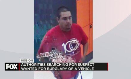 Do you Recognize this Burglary Suspect?