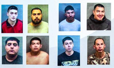 8 Arrested in Citywide Drug-Bust Operation