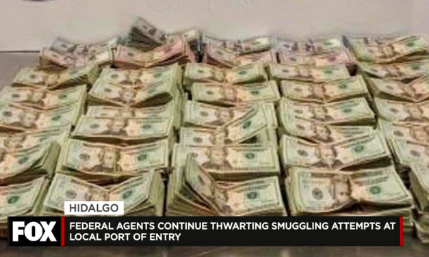 CBP Thwarts Smuggling Attempts At Local Ports Of Entry