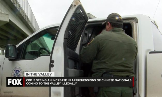 CBP Sees Spike In Chinese Nationals Apprehensions Trying To Cross The Border Illegally Amid Coronovirus Concerns
