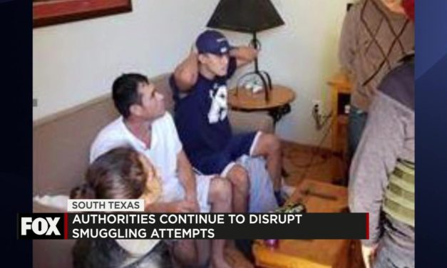 Border Patrol Agents Disrupt Human Smuggling Attempts