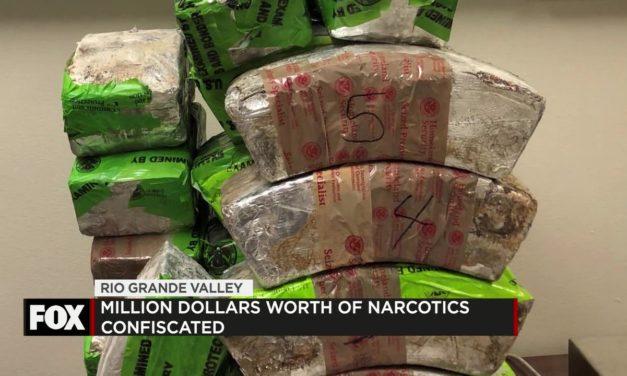 Million Dollar Narcotics Confiscation