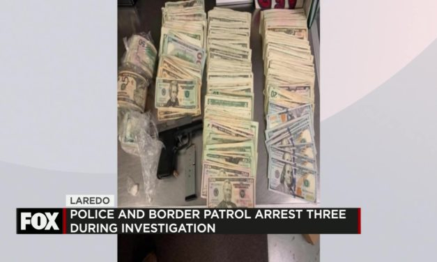 Police and Border Patrol Arrest 3 in Human Smuggling Operation
