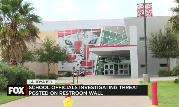 Threat Posted On Restroom Wall Prompts Investigation
