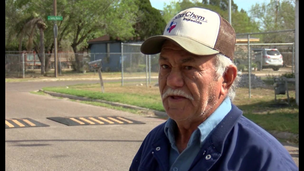 Pharr Neighborhood Receives Speed Cushions After Tragedy And A Petition