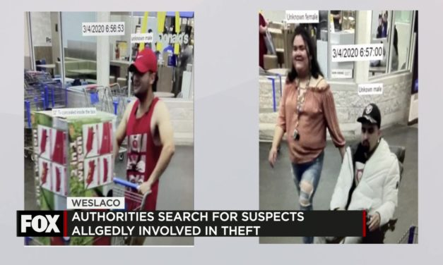 Weslaco Crime Stoppers Needs Your Help In Identifying Persons Of Interest