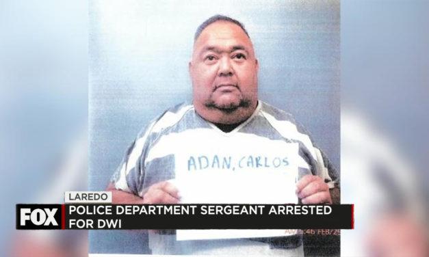 DPS Arrests Law Enforcement Officer For Alleged DWI