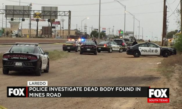 Dead Body Discovered Near Mines Road